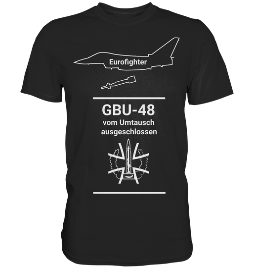 """Eurofighter WDD""  - Premium Shirt"