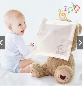 Peekaboo Teddy Bear | FREE SHIPPING AND CASH ON DELIVERY!!
