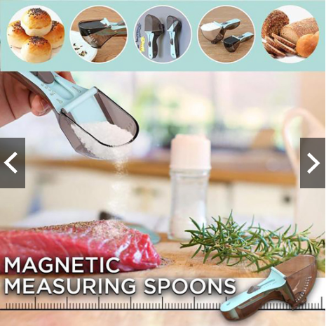 Adjustable Measuring Cup & Spoon | FREE SHIPPING AND CASH ON DELIVERY!!
