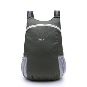 18L Lightweight Foldable Waterproof Backpack