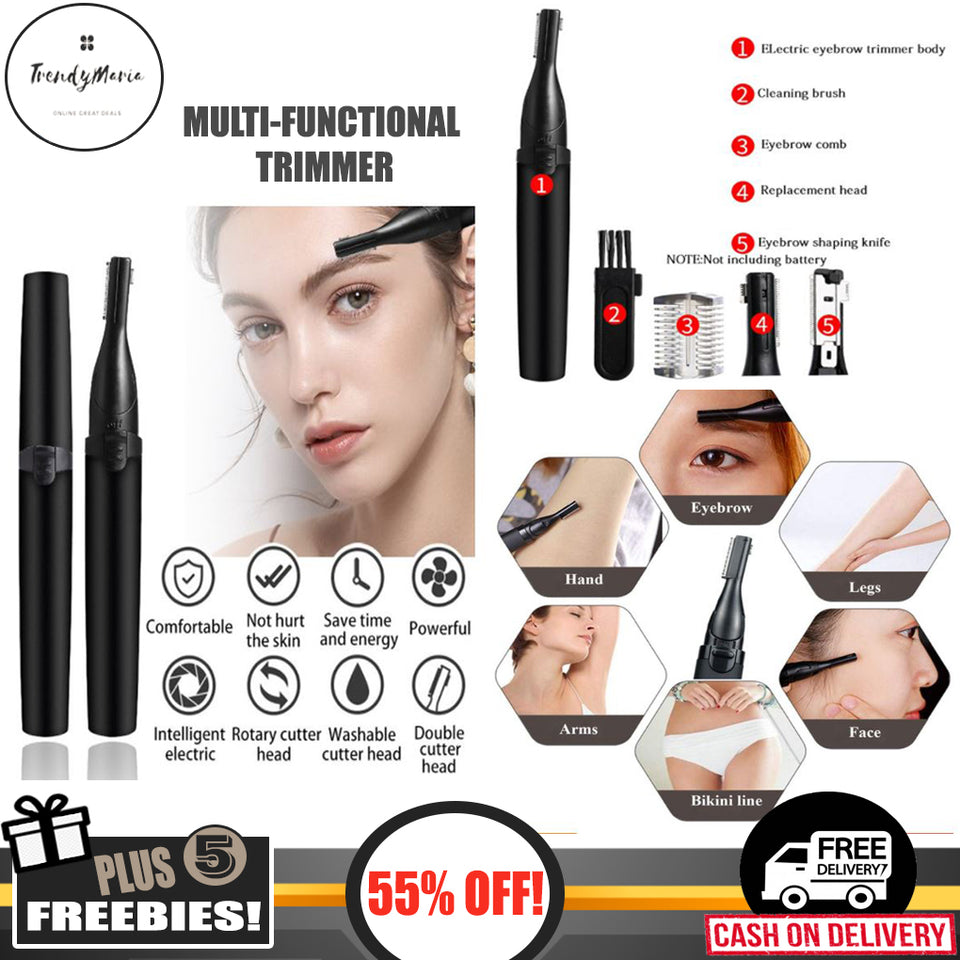 MULTI-FUNCTIONAL TRIMMER | FREE SHIPPING & CASH ON DELIVERY + 5 FREEBIES!
