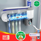 UV- TOOTHBRUSH STERILIZER | FREE DELIVERY & CASH ON DELIVERY