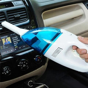 Portable Car Vacuum Cleaner With FREE DERMACOOL