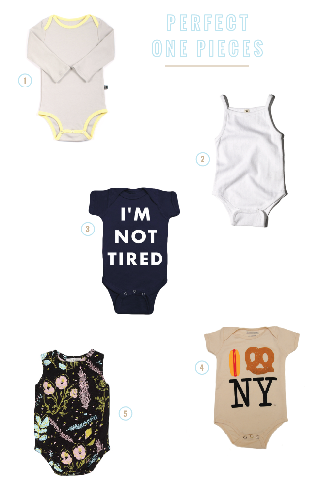 one piece bodysuits for babies