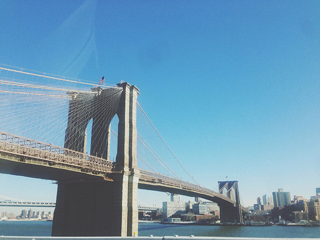 Brooklyn to Manhattan