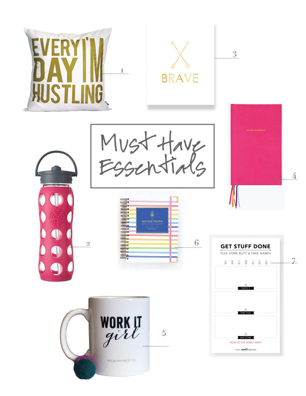 Office Must Haves