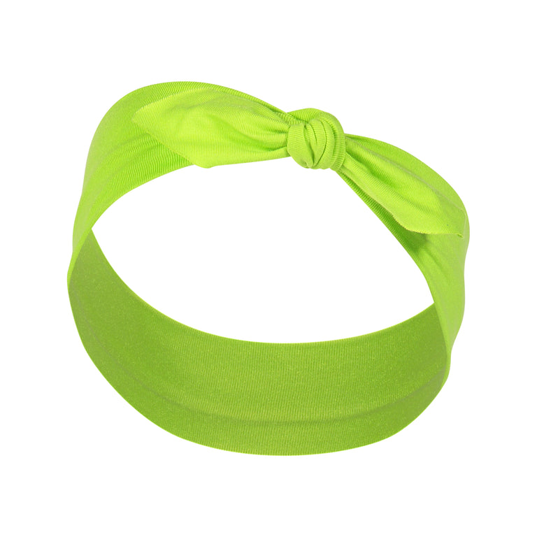 WASABI KNOTTED HEADBAND