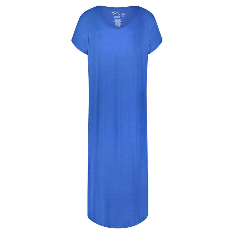 COBALT MAMA MAXI DRESS