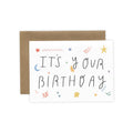 Thumbnail for birthday card by laura supnik
