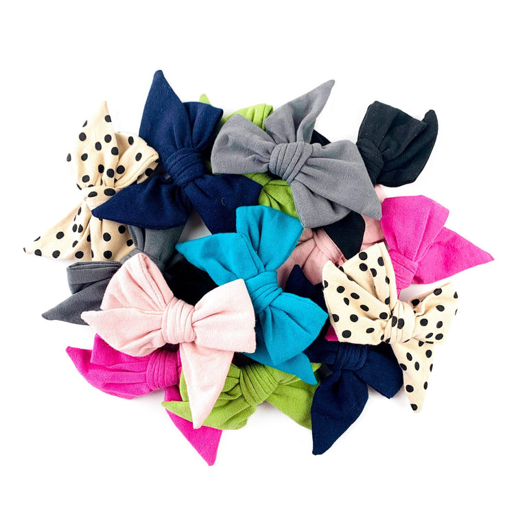 group of everyday bows