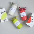 Thumbnail for kinto play tumbler in lime, snow & red