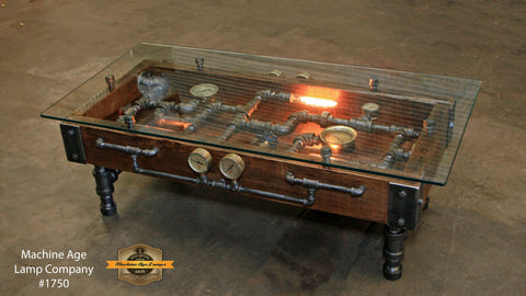 Steampunk Table Steampunk Furniture Minnesota