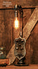 Steampunk Antique, Peninsular Stove Company, Light Lamp #680 - SOLD