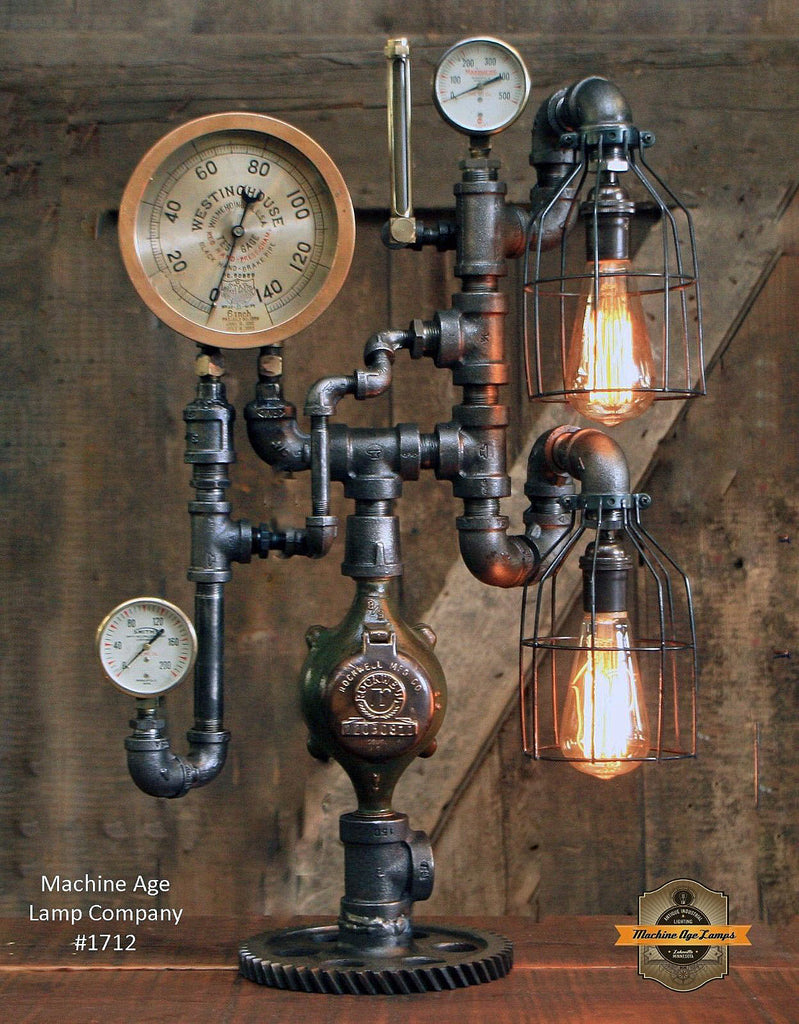 steampunk products steampunk artminnesota specialty lamps