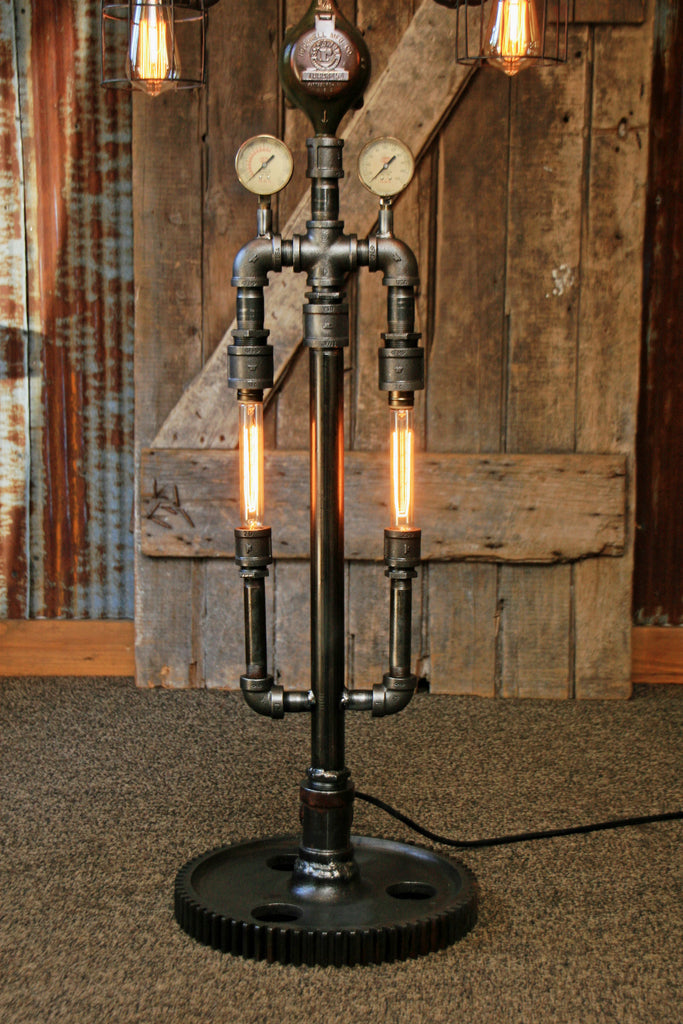 prod p lamp floor young steampunk jamie mu