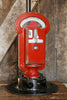 Steampunk Industrial Lamp, Steam & Miller Parking Meter #405 - SOLD