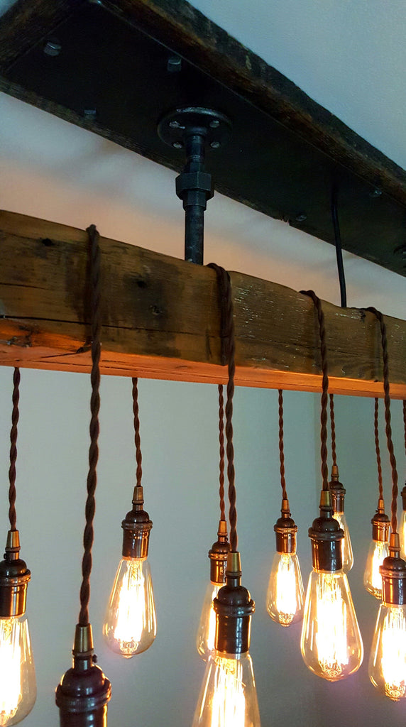 industrial ceilings steampunk products antique light barnwood beam ceiling