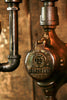 Steampunk Industrial Lamp, San Francisco Ca, Steam Gauge #1064 sold
