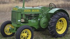 Custom Antique John Deere BR