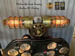 Airplane / Aviation / Actual T-6 Harvard MK II aircraft / Instrument Control Panel Lamp / #cc61 sold