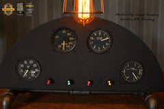 Aviation Instrument Panel lamp / Aircraft / Airplane / Dash / lamp #cc54