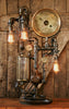 Steampunk Industrial / Table / Gear / Steam Gauge / Mass #1433