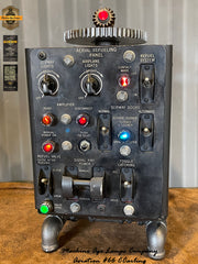 Airplane / Aviation / B-52 Stratofortress Aerial Refueling Panel / Instrument Control / Bomber / Lamp / #cc66