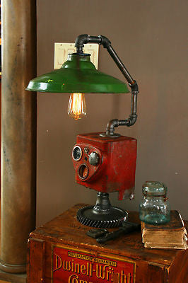 Farmall International Tractor Dash Lamp Sold
