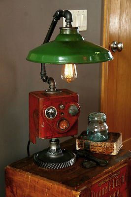 Farmall International Tractor Dash Lamp - SOLD
