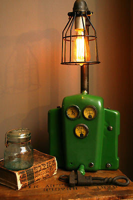 Sold made to order john deere john deere farm tractor dash lamp sold aloadofball Image collections