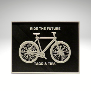 Ride the Future-3D Image/Coupon personalizes