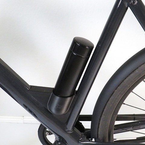 Drinking bottle with holder for VanMoof S2/S3