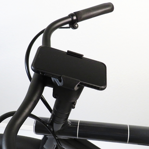Universal smartphone holder for VanMoof S2/S3