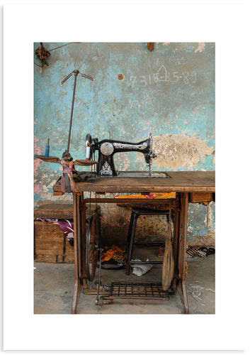 Sewing Machine - anton-crone-photography