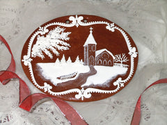 Gingerbread Art