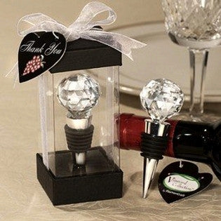 Bottle Stopper - Crystal Ball
