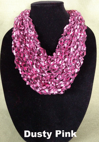 Fashion Infinity Scarf - Single color