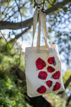 Load image into Gallery viewer, Gumnut Burst Canvas Tote