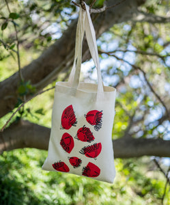 Gumnut Burst Canvas Tote