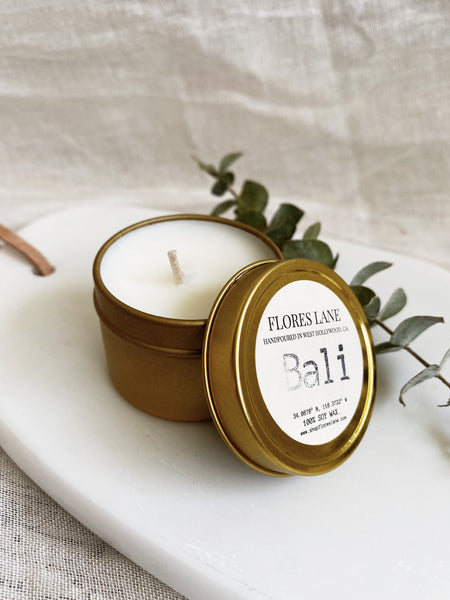Travel Size Bali Candle