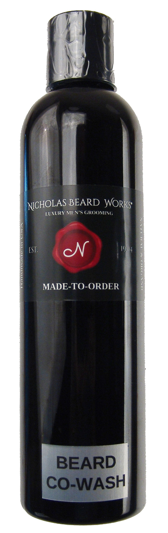 Neroli Italiano Beard and Mustache CoWash 8 oz