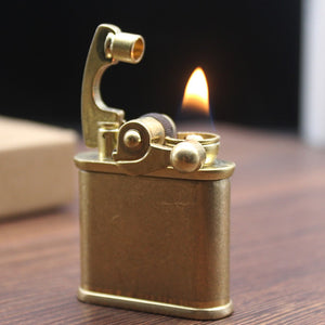 Chic Vintage Lighter - Copper, Gold or Bronze