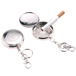 Cute Portable Pocket Ashtray