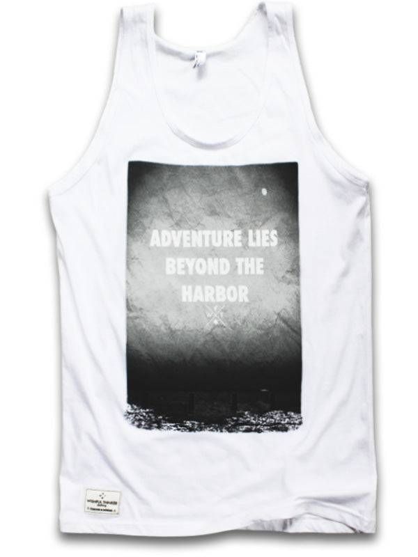 Adventure (White) XXS, XL Available