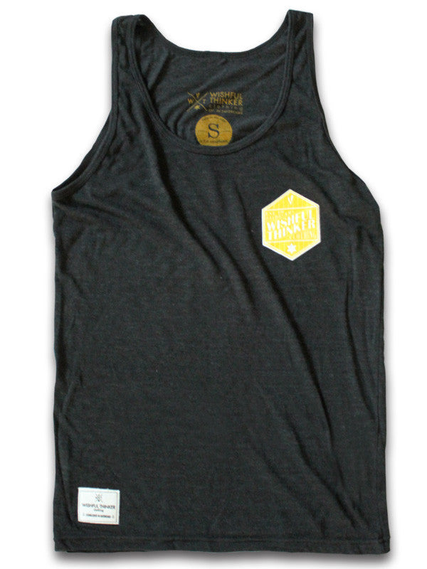 Hexagon Gold (Only XS & L)
