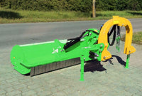 BCRX super heavy duty ditch bank mower