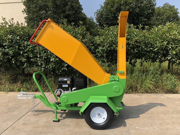 GTS1500 gasoline wood chipper