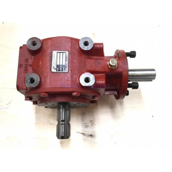 Spare parts: gear box for MD/MFZ/BCRM