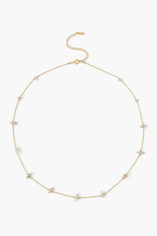 Chan Luu Gray pearl mix