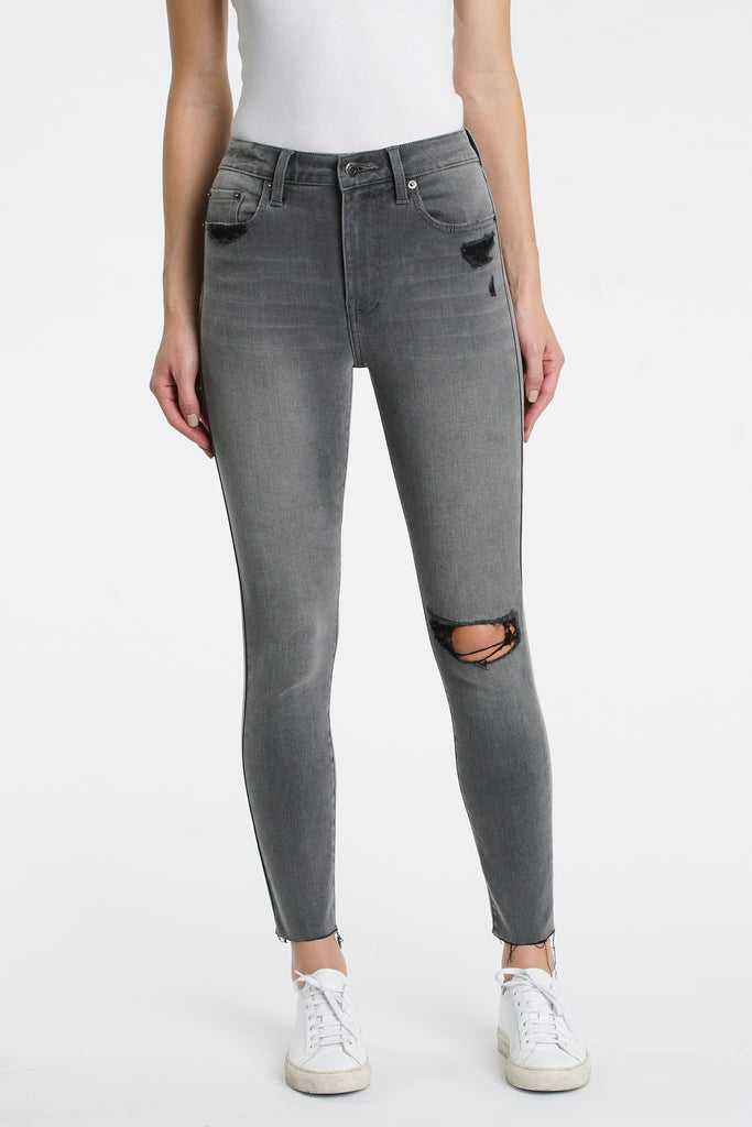 Aline Skinny / Washed Gray